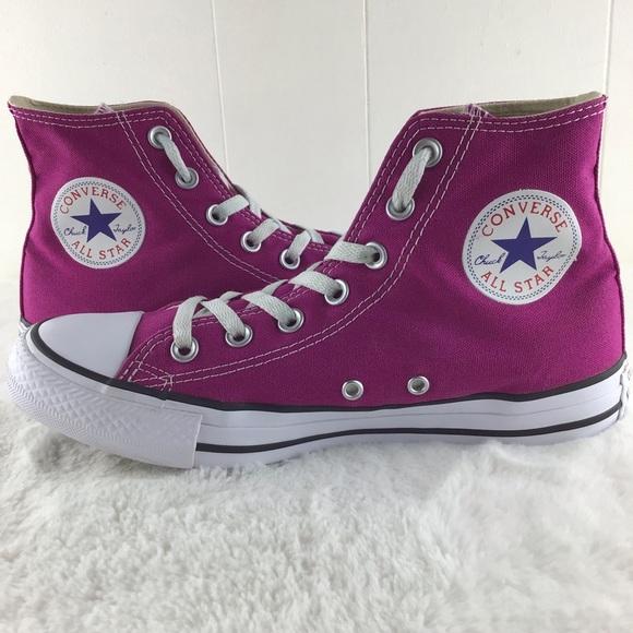 Converse Chuck Taylors All Stars Magenta M/6 W/8
